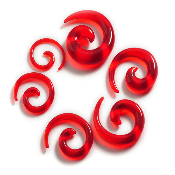 Red Spiral Stretching Kit - Highness NZ